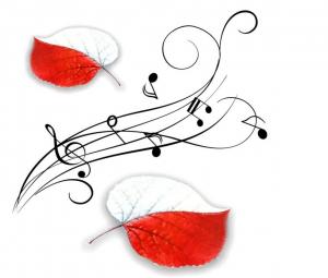 Konkurs piosenki obrazek na stronę