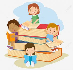 children reading book png 100047